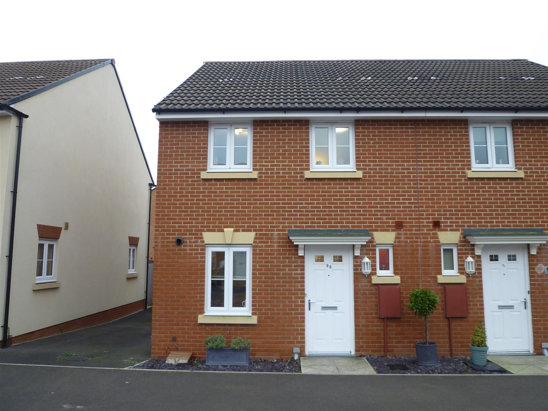3 Bedrooms Semi Detached House for sale in Ferris Way, Hilperton, Trowbridge